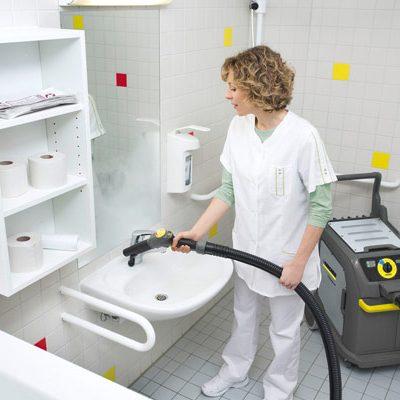 Limpiadoras aspiradoras de vapor