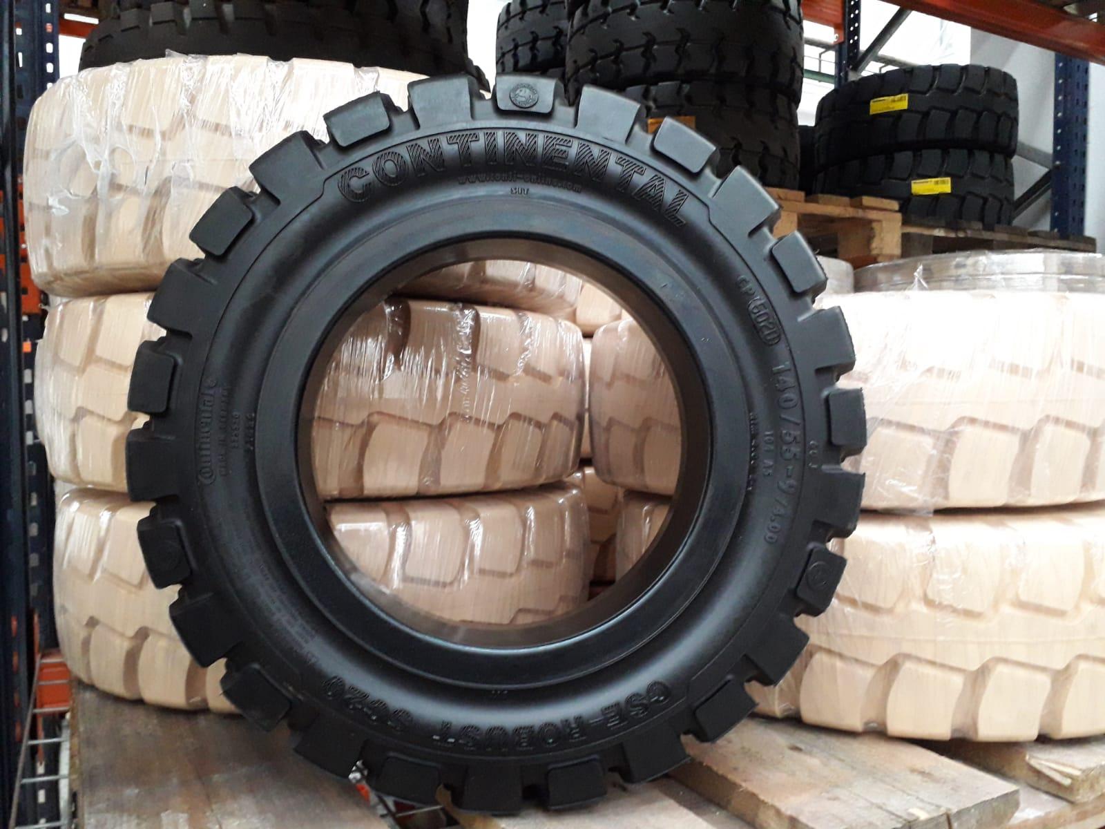 Neumáticos Continental en FSA