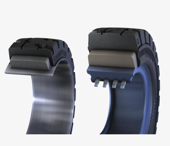 ¿Conoces ya nuestros neumáticos para carretillas?